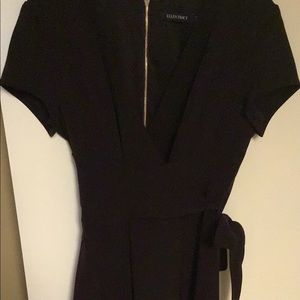 Beautiful Ellen Tracy Wrap dress size 10